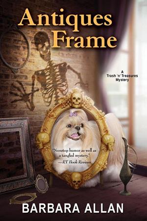 Antiques Frame