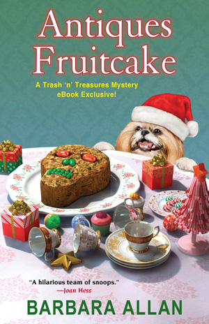 Antiques Fruitcake