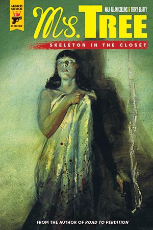 Ms. Tree: Skeleton in the Closet