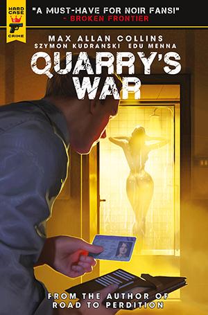 Quarry's War, Titan Comics