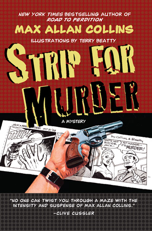 Strip for Murder, 2008 Berkley Prime Crime