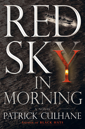 Red Sky in Morning Hardcover