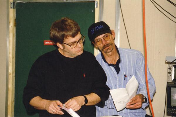 Steve with MAC