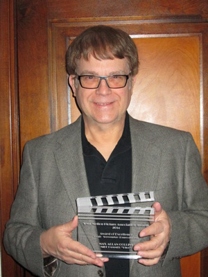 MAC Best Unproduced Screenplay
