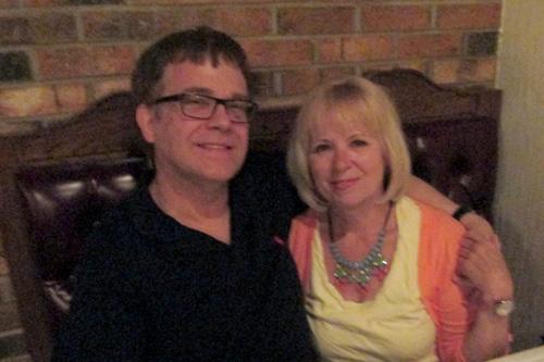 MAC and Barbara 40th Anniversary