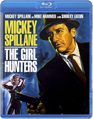 The Girl Hunters Blu-Ray