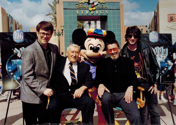 Max, Mickey, Mickey, Leonard, Neil