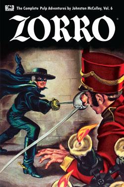 Zorro Vol. 6